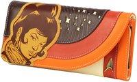 Star Trek Uhura Retro Space Ladies Wallet