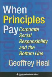 When Principles Pay by Geoffrey Heal
