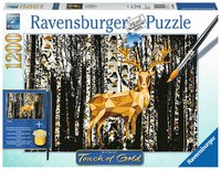 Ravensburger : Deer in the Birch Forest Puz 1200pc