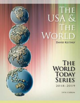 The USA and The World 2018-2019 by David M Keithly image