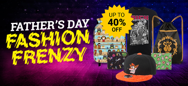 Father's Day Fashion Frenzy!