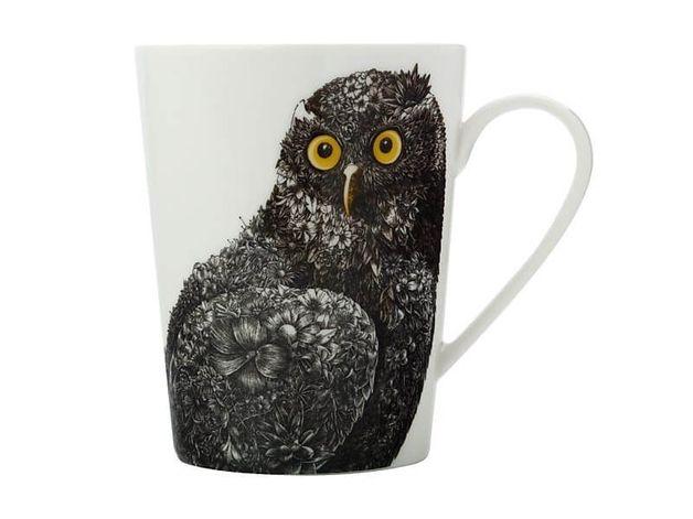 Maxwell & Williams: Marini Ferlazzo Birds Mug Tall Barking Owl (450ML)