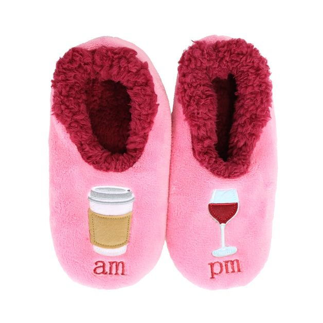 Slumbies: AM/PM Pairables - Womens Slippers (Large)