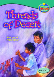 Oxford Reading Tree: Levels 15-16: Treetops True Stories: Threads of Deceit by Margaret McAllister image