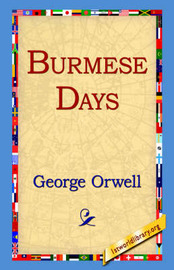 Burmese Days by George Orwell image