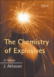 The Chemistry of Explosives by Jacqueline Akhavan image