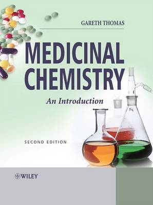 Medicinal Chemistry - An Introduction 2e by Gareth Thomas image