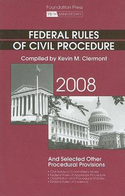 Federal Rules of Civil Procedure image