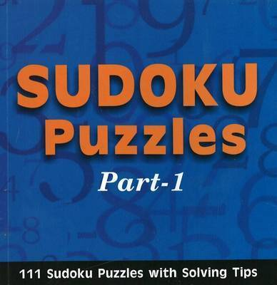 Sudoku Puzzles: Part 1 by B Jain Publishing