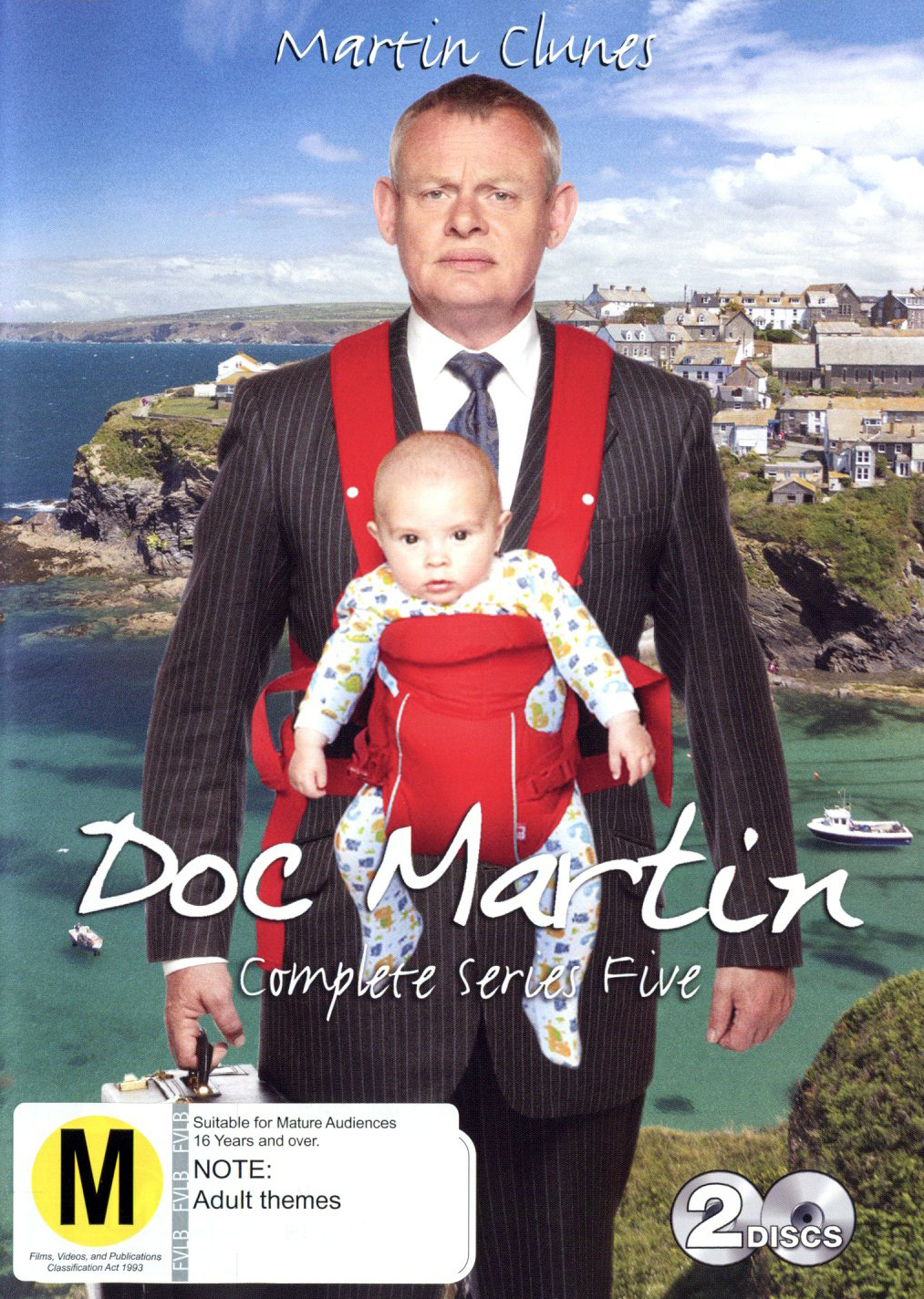 Doc Martin - Series 5 on DVD image