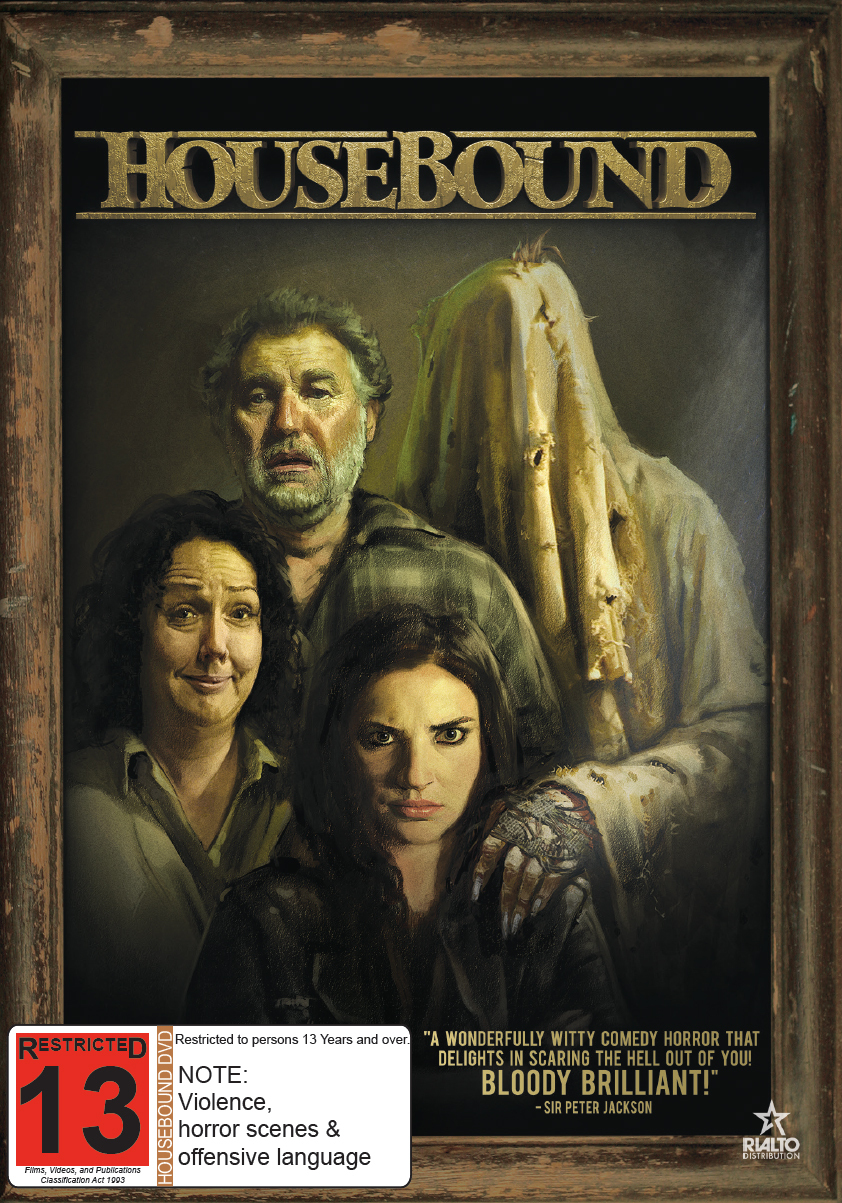 Housebound on DVD image