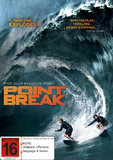 Point Break (2015) DVD