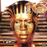 I Am (2LP) by Nas