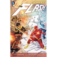 The Flash: Volume 2 by Francis Manapul