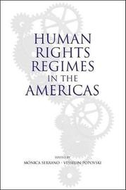 Human rights regimes in the Americas by United Nations University