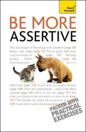 Be More Assertive by Suzie Hayman