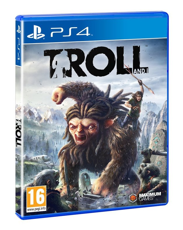 Troll and I for PS4