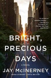 Bright, Precious Days by Jay McInerney image