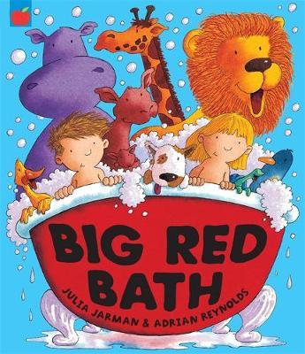 Big Red Bath by Julia Jarman