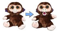 Feisty Pets: Grand Master Funk - Transforming Monkey Plush image