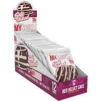 ProSupps My Cookie Protein Cookies - Red Velvet (12x80g)