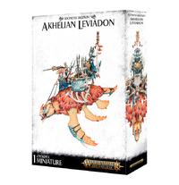 Warhammer Age of Sigmar: Idoneth Deepkin: Akhelian Leviadon