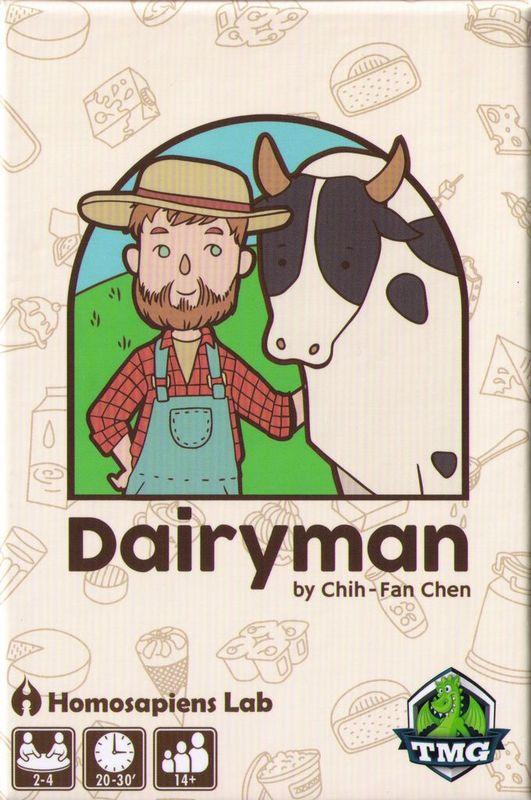 Dairyman - Card Game