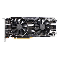 EVGA GeForce RTX 2080 Ti Black Edition Graphics Card 11GB GDDR6, Dual HDB Fans & RGB LED