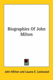 a look at john miltons work essay