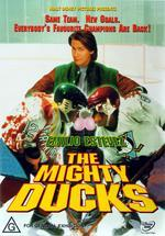 D2 The Mighty Ducks on DVD
