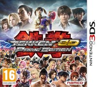 Tekken 3D Prime Edition for Nintendo 3DS