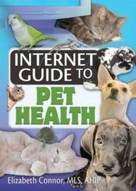 Internet Guide to Pet Health image