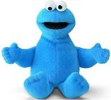 Sesame Street - Mini Beanie Cookie Monster