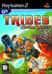 Tribes: Aerial Assault for PS2