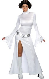 Star Wars Princess Leia Costume (XS)