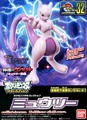 Pokemon Pokepura #32 Mewtwo - Model Kit