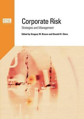 Corporate Risk by Gregory W. Brown image