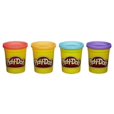 Play Doh Bold Colours 4pack