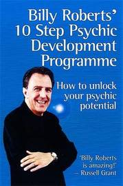Billy Roberts' 10-Step Psychic Development Programme by Billy Roberts image