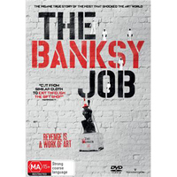 The Banksy Job DVD