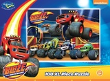 Holdson: 100pce Kids XL Puzzle (Blaze)