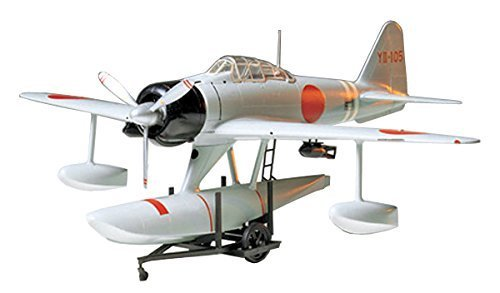 Tamiya 1/48 Nishikisuisen Rufe Float Plane - Model Kit image
