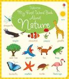 My First Word Book About Nature by Holly Bathie