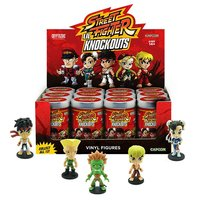 Street Fighter - Lil' Knock-Outs Mini Figures - Series 1 (Blindbox)