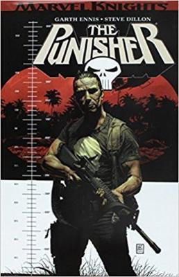 Marvel Knights: The Punisher Omnibus by Garth Ennis image