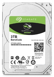 "3TB Seagate: Barracuda [2.5"", 6Gb/s SATA , 5400RPM] - Internal Hard Drive"