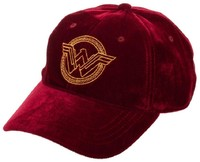 DC Comics: Wonder Woman - Embroidered Wreath Icon Cap