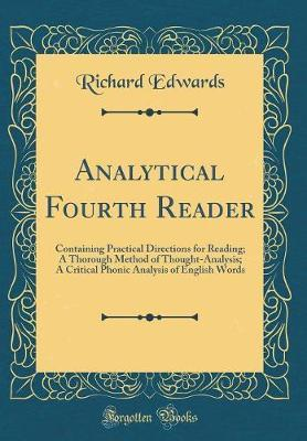Analytical Fourth Reader by Richard Edwards image