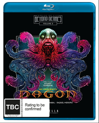 Dagon on Blu-ray