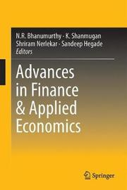 Advances in Finance & Applied Economics